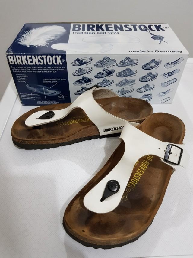 Birkenstock gizeh size 36