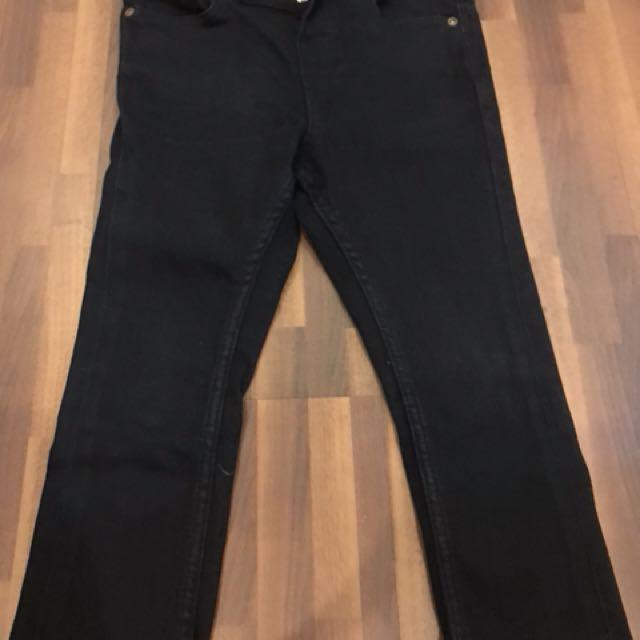 Black jeans anak