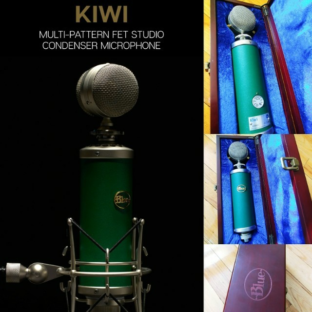 Blue Kiwi Studio Microphone