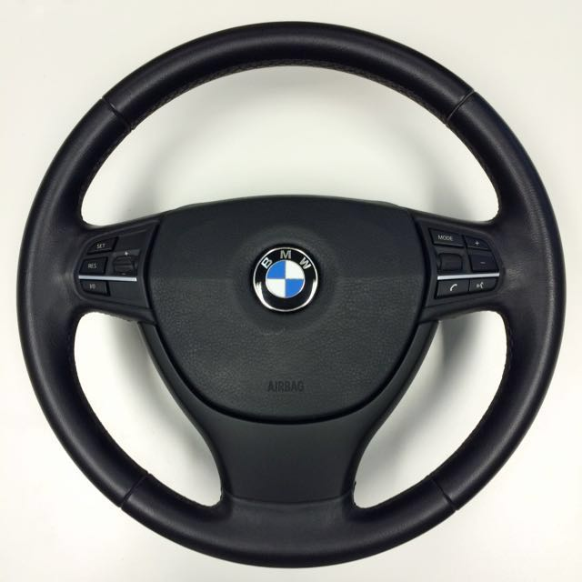 BMW Steering Wheel W/ Airbag For F10/F01, Car Accessories