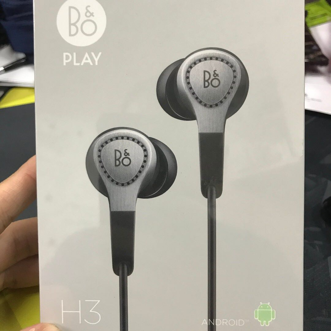B&O H3 Android (Sealed, best price $120)