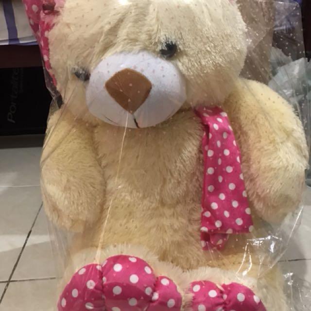 Boneka teddy bear (besar) 0004de4cc4