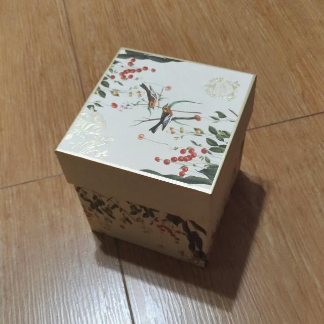Box Souvenir 12x12x12cm