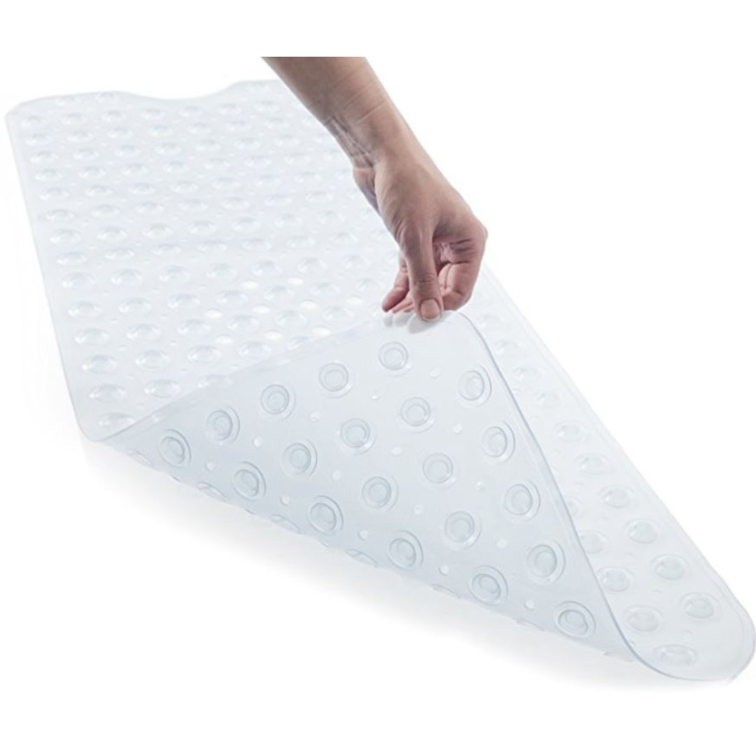 Brand New Extra Long Bathtub Mat, Home & Furniture, Others on Carousell