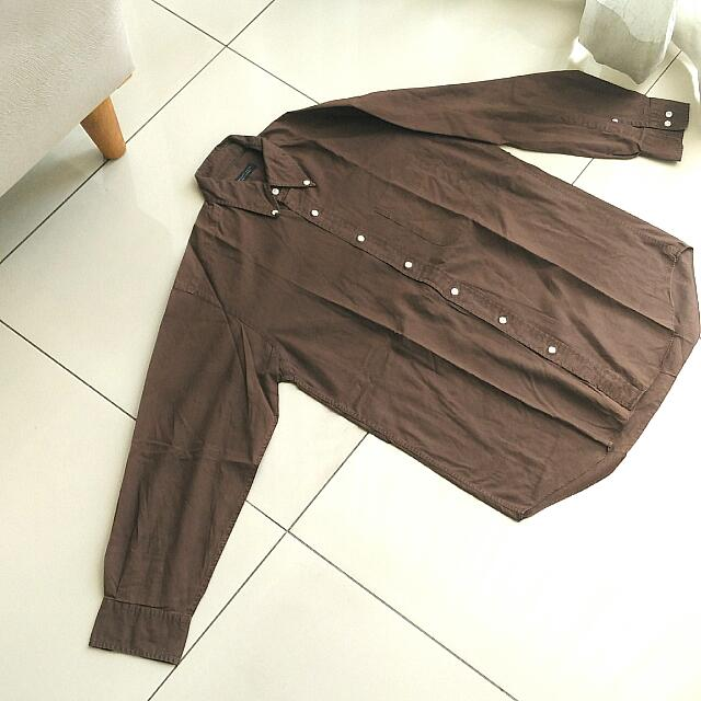 Brown Size M