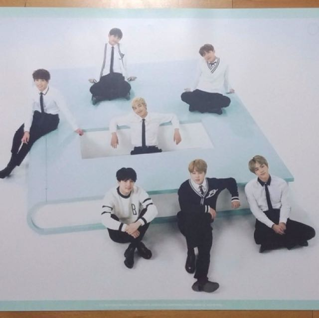 BTS 3rd Muster group poster (official)