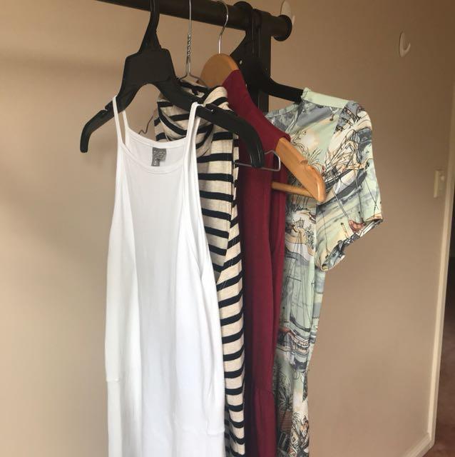 Bulk Ladies Summer Dresses Size 8