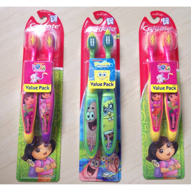 Character Toothbrushes for kids  TAKE ALL
