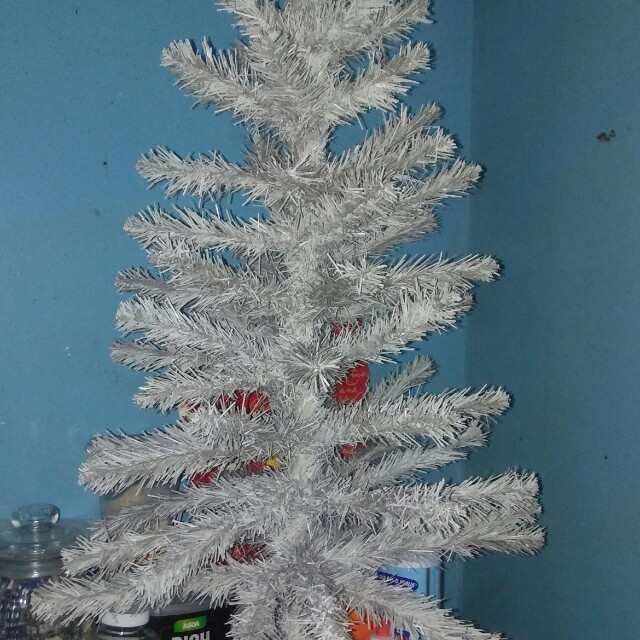 Christmas tree white 35inches