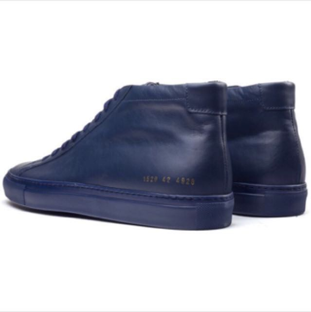 Common projects 正品 8.5成新