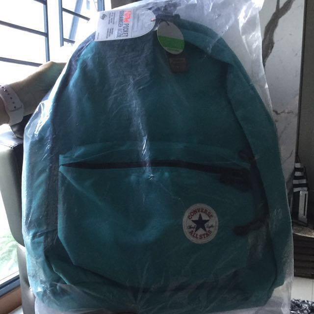 7a3957693680 Converse school bag (mint green)