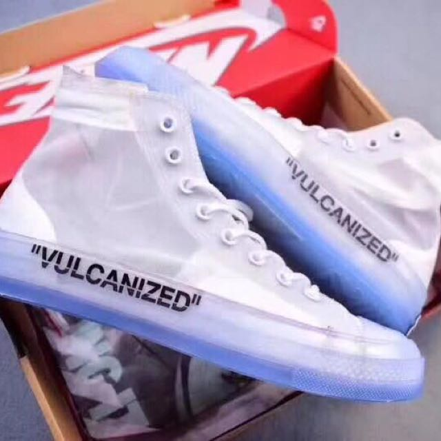 a2aee6aed52b Converse x Off - White by Virgil Abloh
