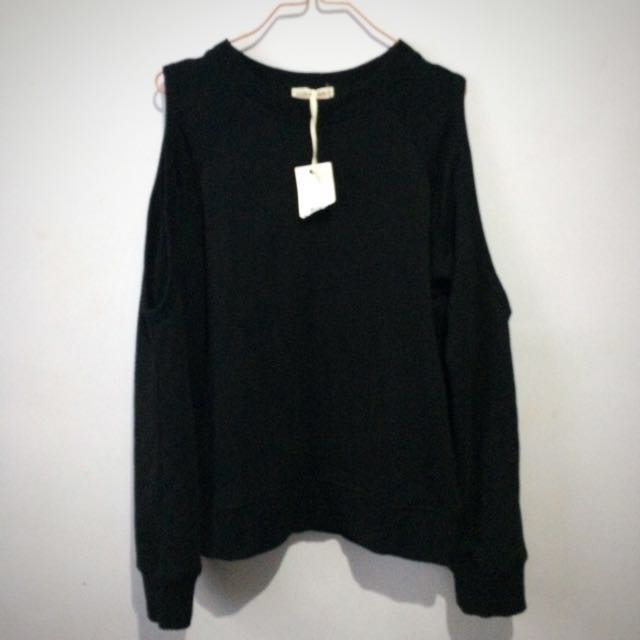 Cotton On Fae Cold Shoulder Sweater