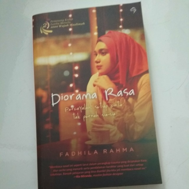 Diorama Rasa - Fadhila Rahma