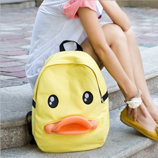 Duck backpack
