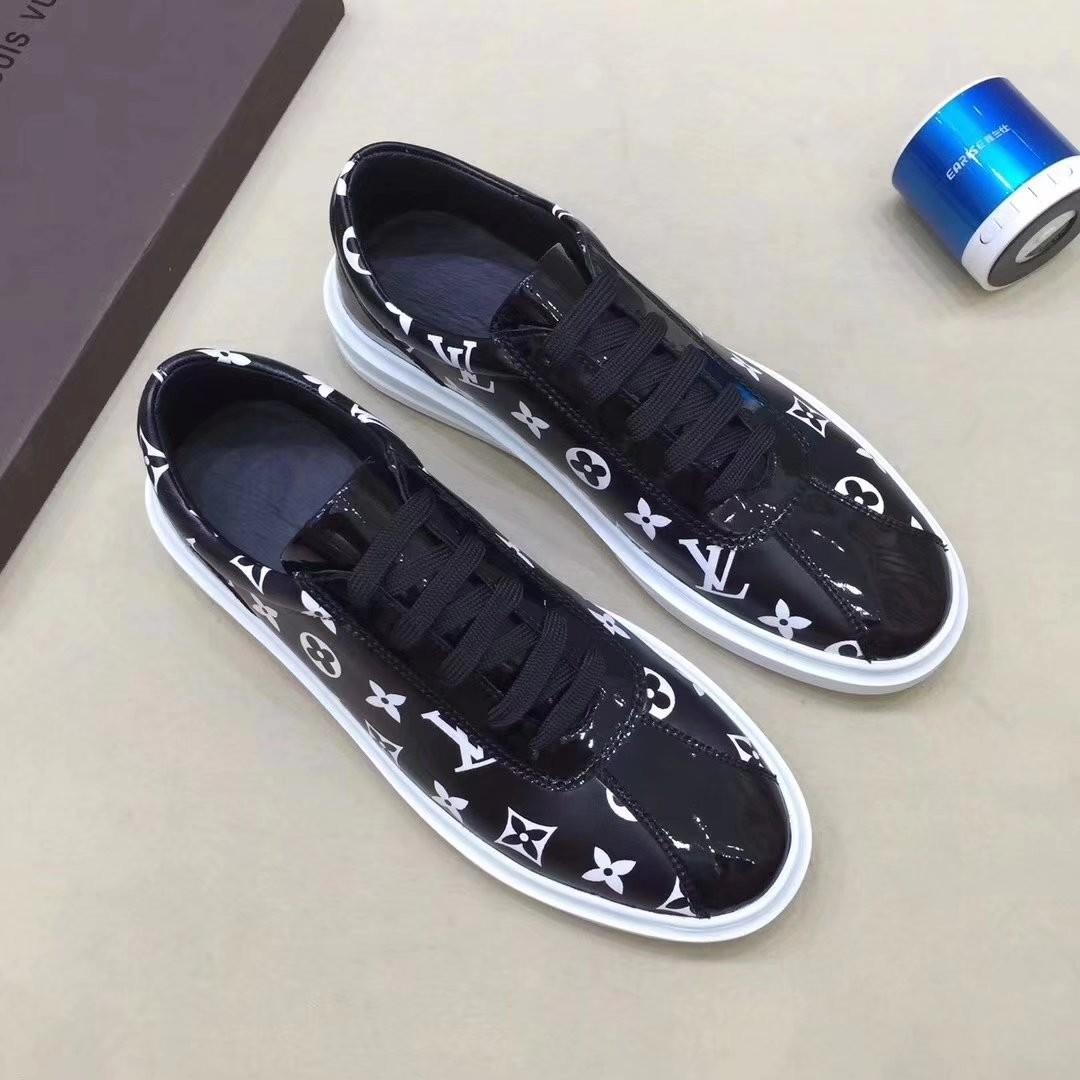 afe3b19e998 EAWEDGOS 2018 All Size Louis Vuitton LV Sneaker Casual Trainer Shoe