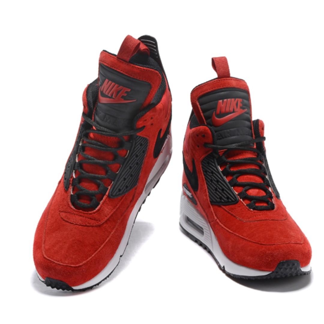wholesale dealer 88546 16fd8 EAWEDGOS 2018 All Size Nike Air Max 90 Sneaker Casual Trainer Shoe