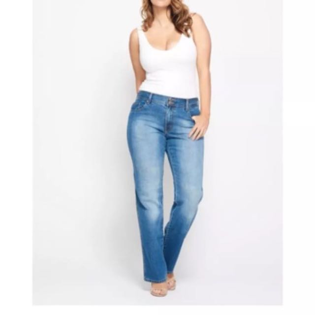 Embody denim jeans