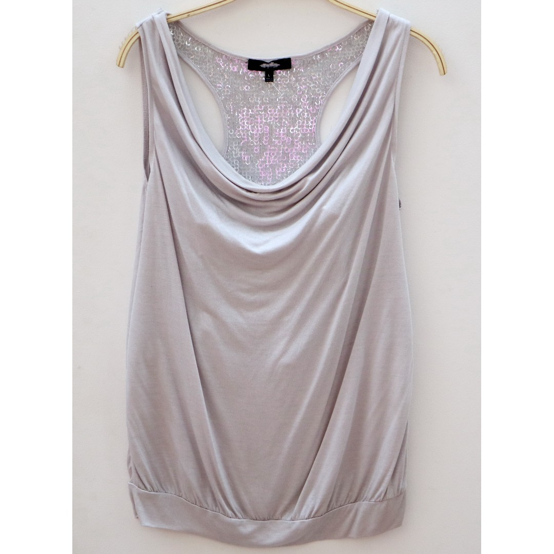 Express top Sequin - PRELOVED