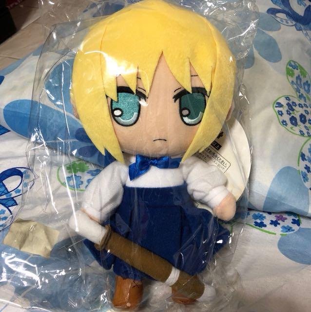 Fate Stay Night - Nendoroid Plus Plush Saber