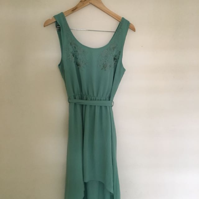 Forever 21 embroided dress