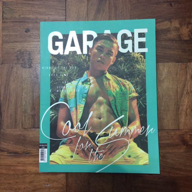 Garage Magazine Alex Mcdizz