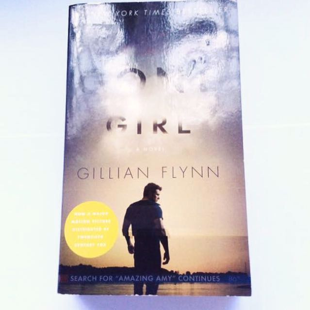 Gone Girl - Gillian Flynn.