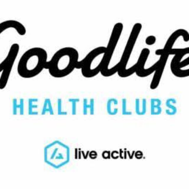 Goodlife 3.5 month active plus (with discount) membership (can be extended)