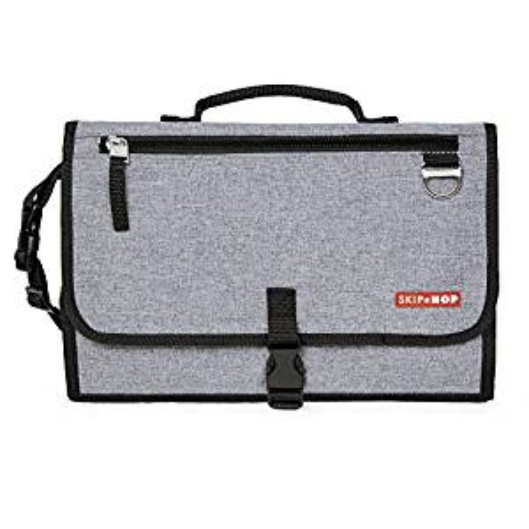 Grab and go Diaper changing mat
