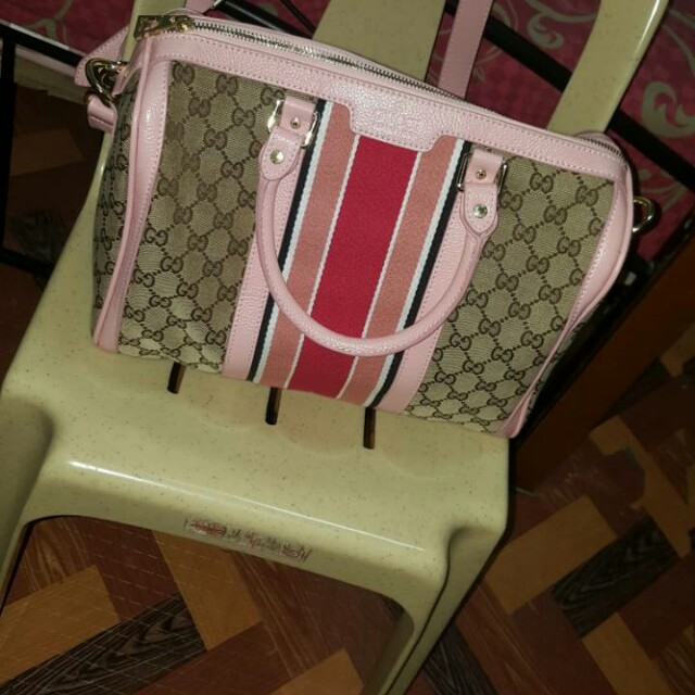 Gucci two way bag