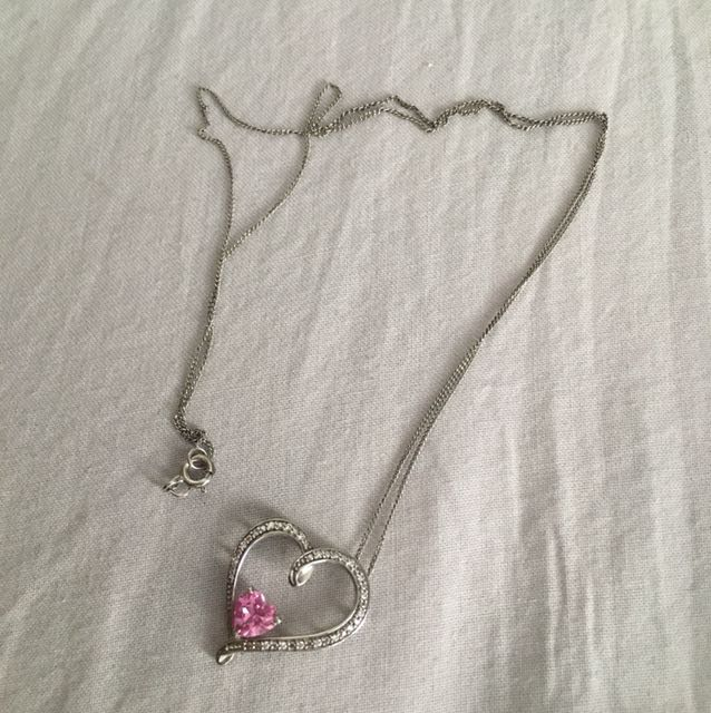 Heart pendant Sterling Silver by Michael Hill