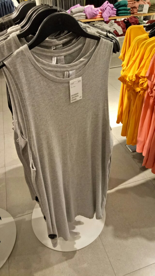 H&M Muscle Dress