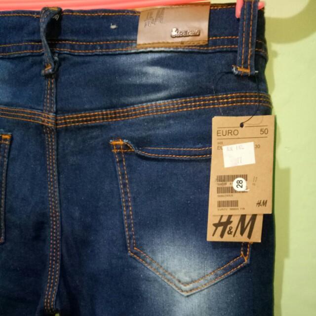 HnM Jeans REPRICEEE