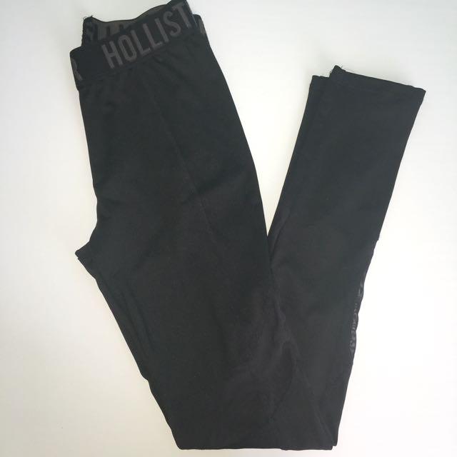 Hollister Mesh Leggings