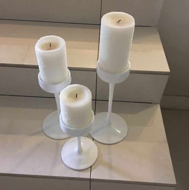 Ikea candle holder