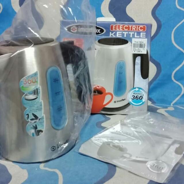 Imarflex electric kettle