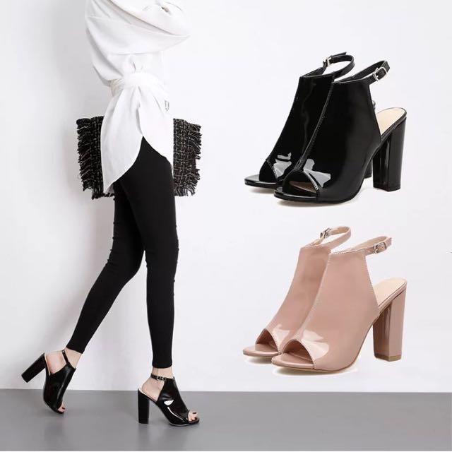 Import shoes