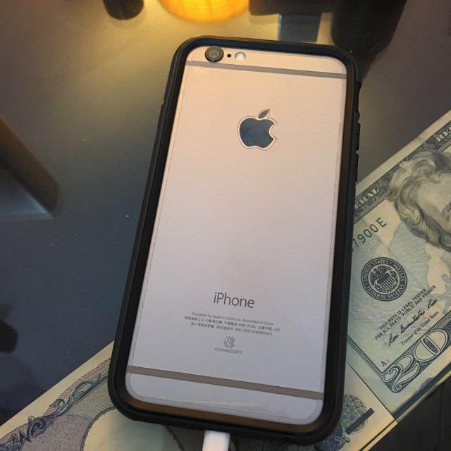 IPhone6 16g 灰色