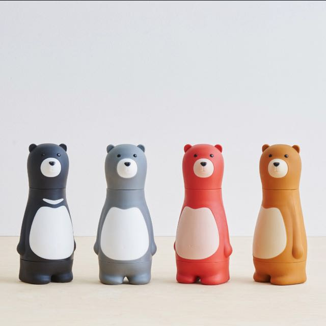 iThinking Bear Papa 棘輪螺絲起子組 聖誕限定版 全新未拆封(賣紅色)