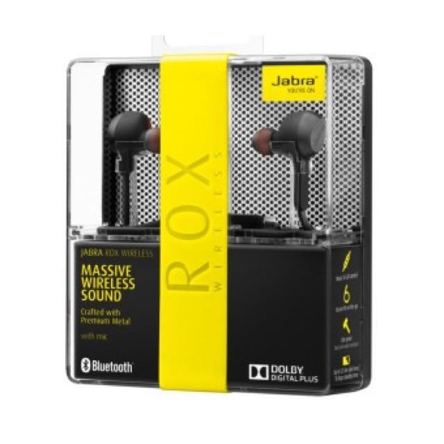 Jabra Rox Wireless Earphone