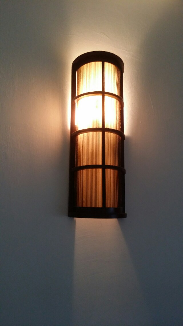 Japanese style wall lamp home furniture home dcor on carousell photo photo photo photo photo mozeypictures Gallery