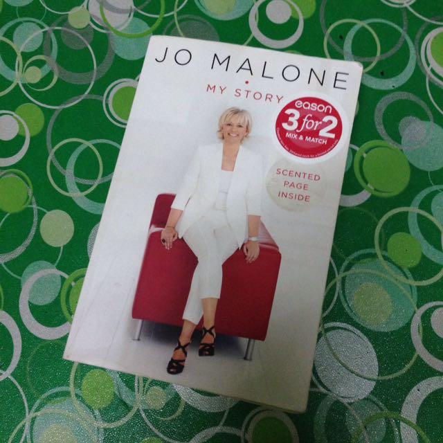 JO MALONE (MY STORY)