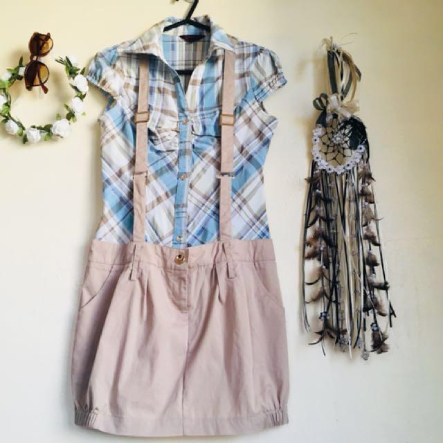 Jumper-style Dress