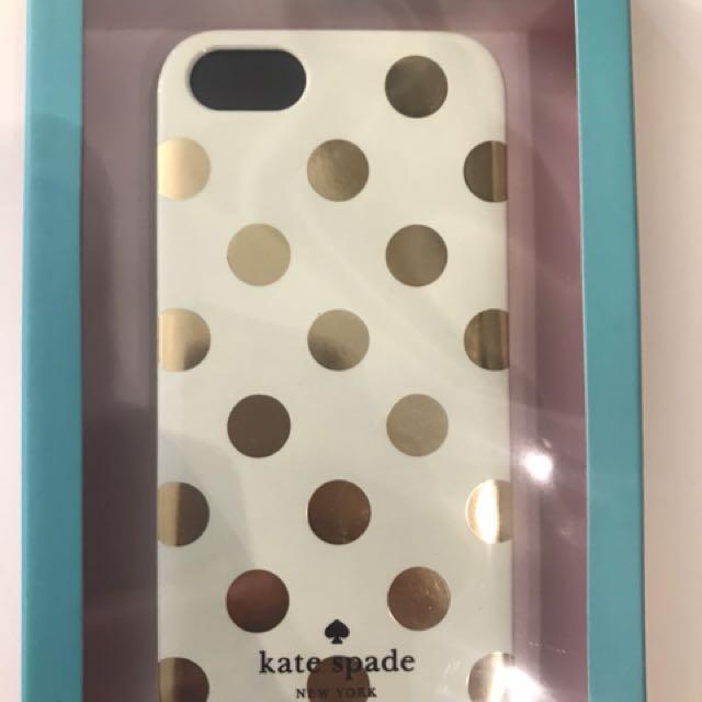 Kate spade phone case 5/5s