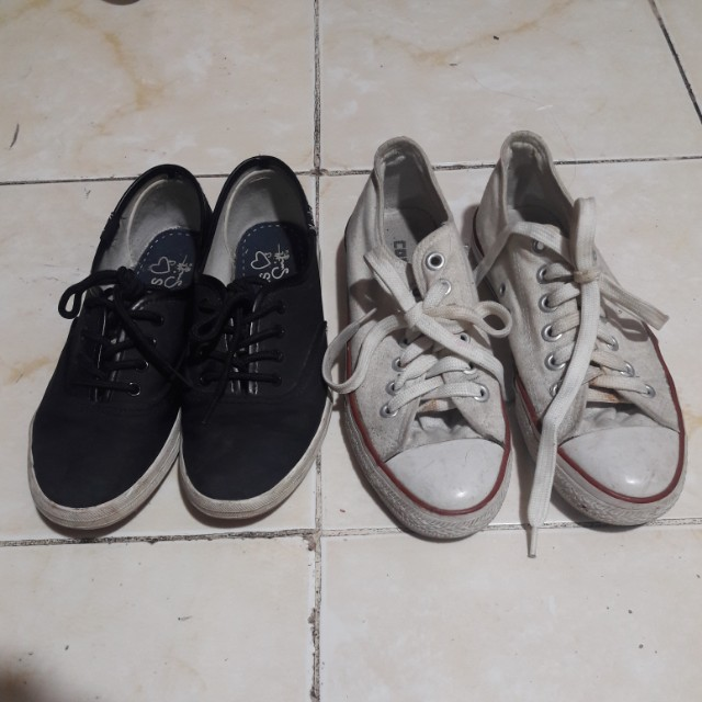 Keds x Converse ( SAVE 150 PHP)