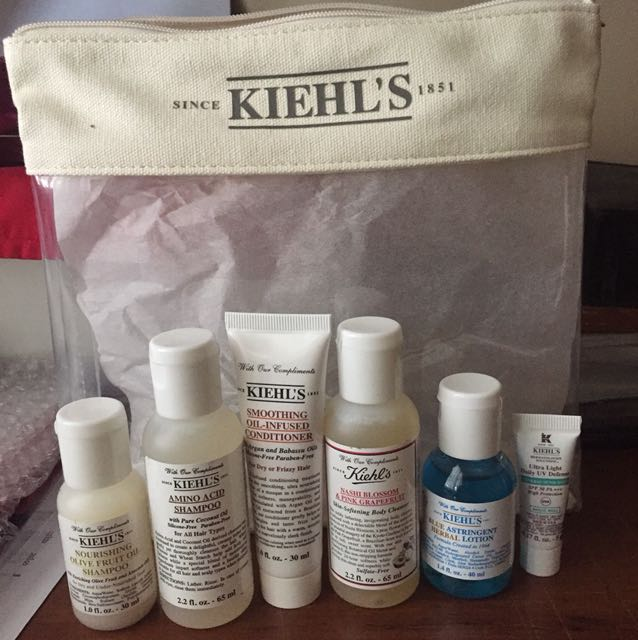 Kiehl's Set (limited)