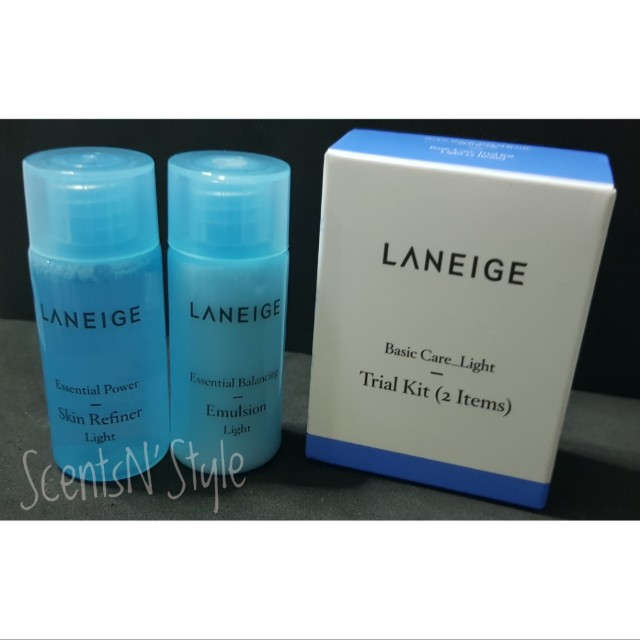 Laneige Basic Care_Light