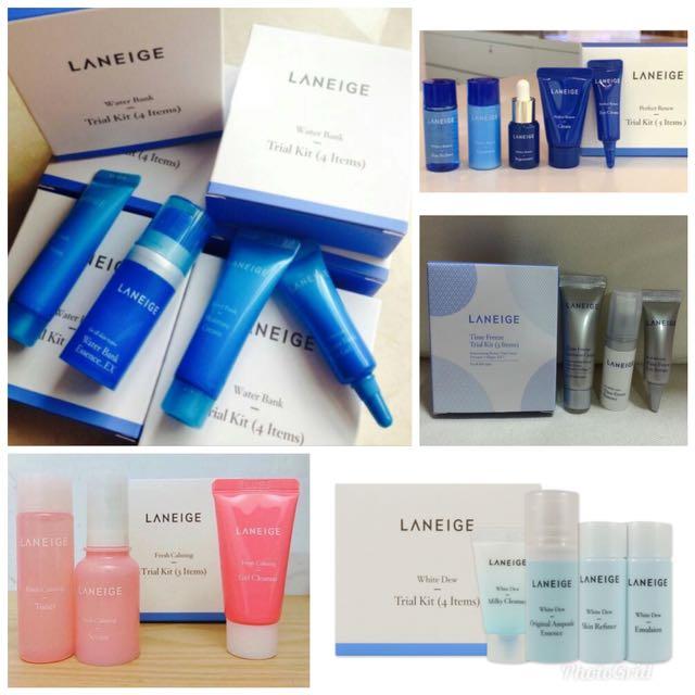 Laneige Trial Kit Pack