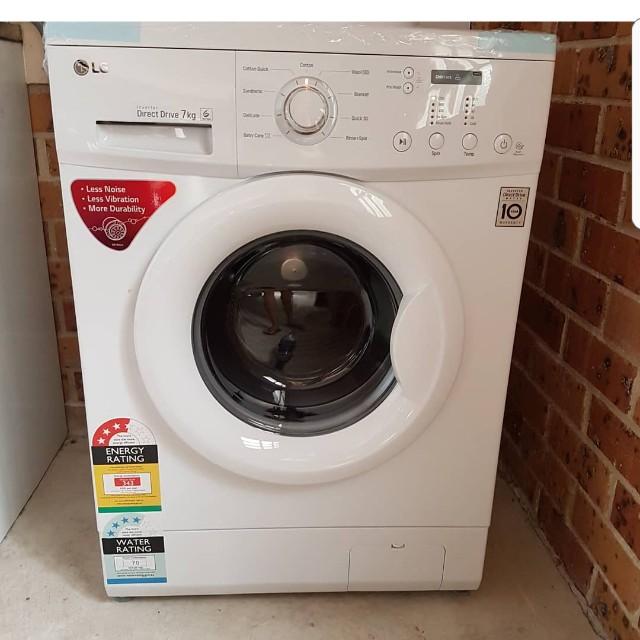 LG Washing Machine front loader 7kg