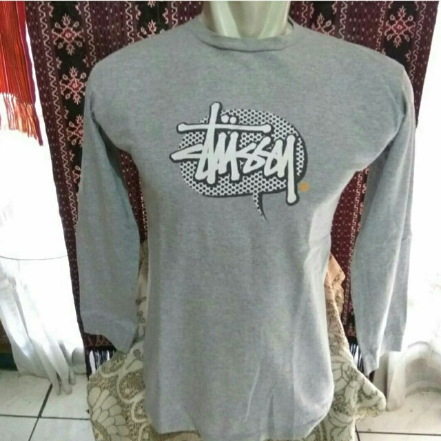 Long Shirt STUSSY
